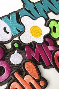 Вышивка нашивок для детей
